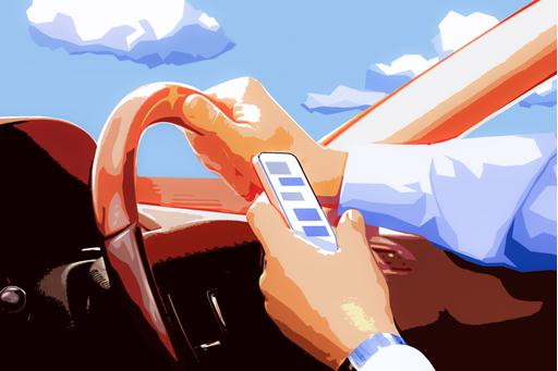 What the Cell? Phone-Use Laws for Drivers by State