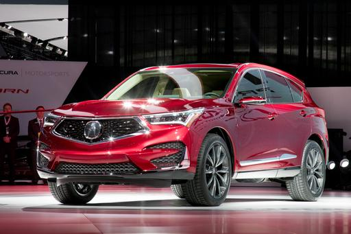 2019 Acura RDX Prototype Photo Gallery: Updated Top to Bottom