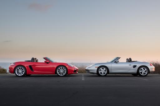 Porsche Boxster, 1997-2017: The Difference 2 Decades Makes