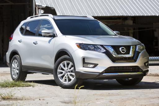 Rogue on the Rise: Nissan Prices SUV Up Slightly for 2018