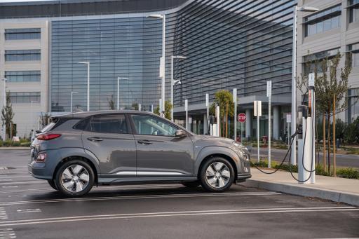 2019 Hyundai Kona Electric Goes Long With 258-Mile Range