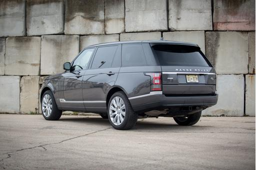 2016 Land Rover Range Rover Photo Gallery