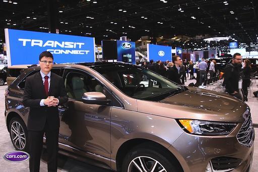 2019 Ford Edge Titanium Elite Video Review