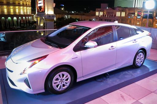 Toyota Releases More Details on 2016 Prius