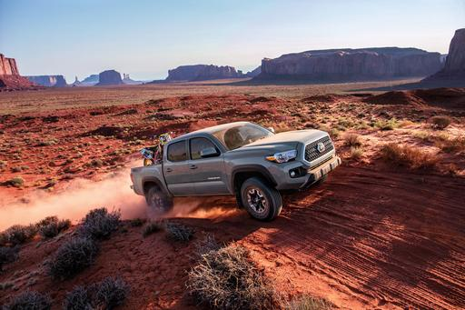 Toyota's Tacoma Plans Top What's New This Week on PickupTrucks.com