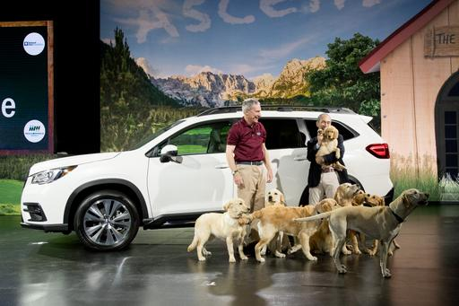 Photo Gallery: 2019 Subaru Ascent Climbs From Concept to Reality