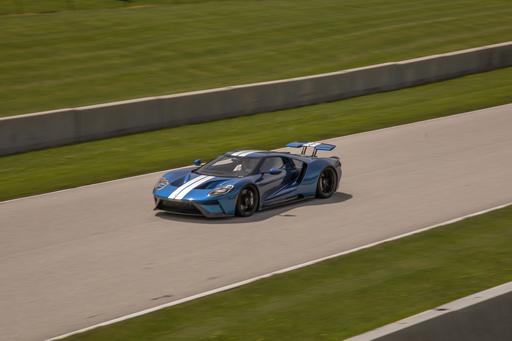 MAMA Mia! Ford GT Blazes Around Road America at the MAMA Spring Rally