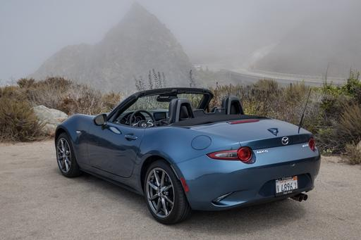2019 Mazda MX-5 Miata First Drive: More Power Paves the Road to More Fun