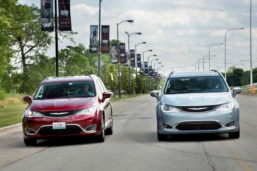 How Fuel-Efficient Is the Chrysler Pacifica Hybrid?