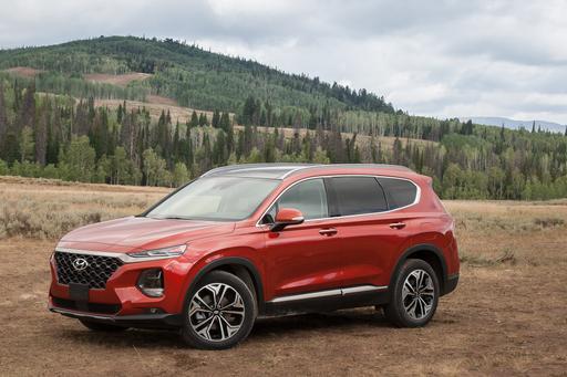 2019 Hyundai Santa Fe First Drive: A Modern Mid-Size SUV