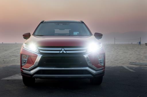 First Drive: 2018 Mitsubishi Eclipse Cross Is Style Over Substance
