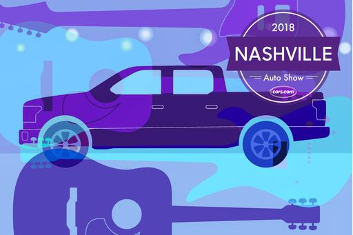 2018 Nashville Auto Show: 5 Things You Can't Miss