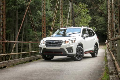 2019 Subaru Forester: All-New and Better, Just Not Shouting It