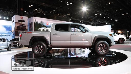 2020 Toyota Tacoma Update Goes Mild