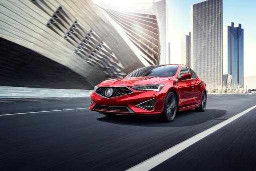 2019 Acura ILX Loses the Grille Beak, Gets Tech Upgrades