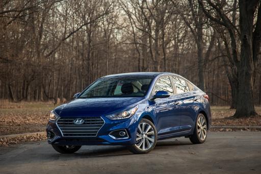 2018 Hyundai Accent Review: Sensible Trumps Sexy