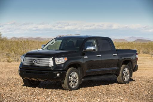 2014-2015 Toyota Tundra Air-Flow Issue