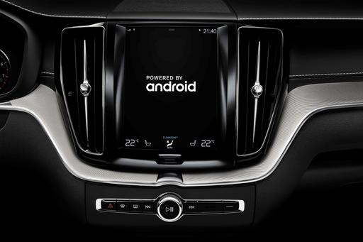 Android-Based Volvo Multimedia System to Have Google Services Embedded