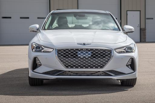 How Much Is It to Fill Up a 2019 Genesis G70?