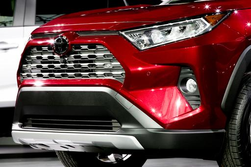 The 2019 Toyota RAV4 Suddenly Becomes Appealing Again