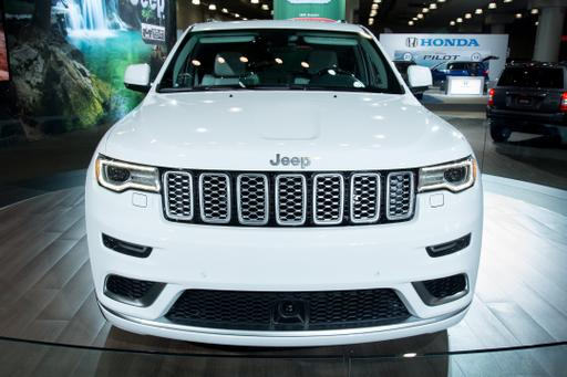 2017 Jeep Grand Cherokee: What's Changed