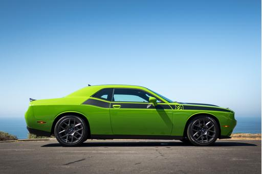 2017 Dodge Challenger T/A Review: Quick Spin