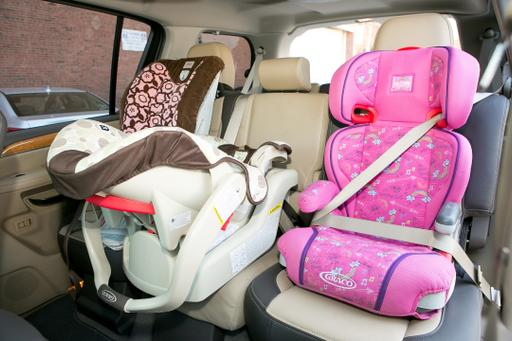 Which Cars Fit Three Car Seats? | News | Cars.com