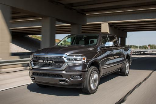 What's Luxe Got to Do With It? 2019 Ram 1500 Limited Interior