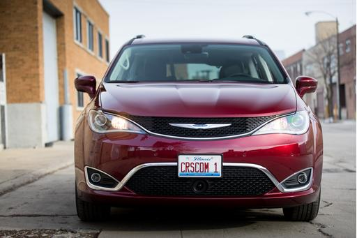 Our 2017 Chrysler Pacifica's Recall Fix Was Quick, Easy, Free: Do It!