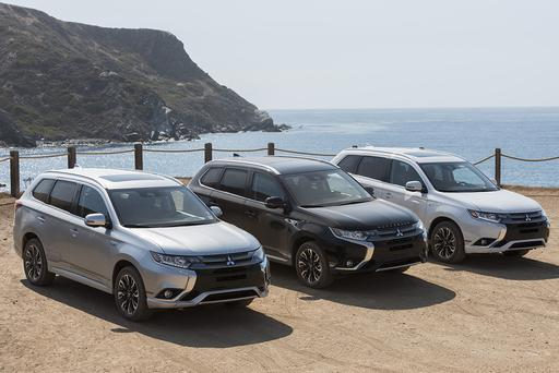 Mitsubishi Outlander Plug-in to (Finally) Reach U.S.
