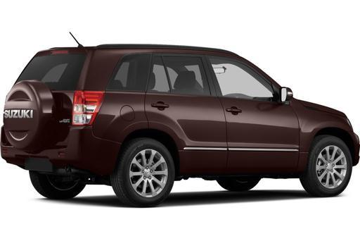 Recall Alert: 2009-2013 Suzuki Grand Vitara