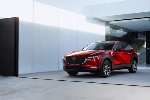 Mazda CX-30 Brings Mazda3 Style to All-New Small SUV