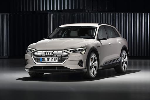 Audi e-tron: 7 Things to Know About the Latest Electric SUV
