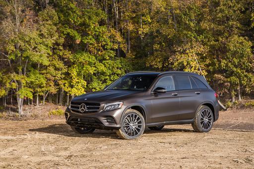 2017 Mercedes-Benz GLC 300: Our View