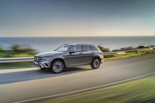 2020 Mercedes-Benz GLC300: Don't Judge This Benz by Its Cover