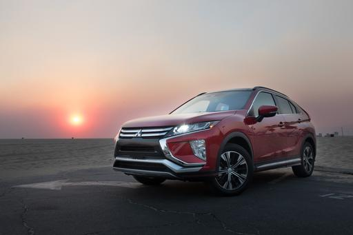 Look at the 2018 Mitsubishi Eclipse Cross (No Special Glasses Needed)