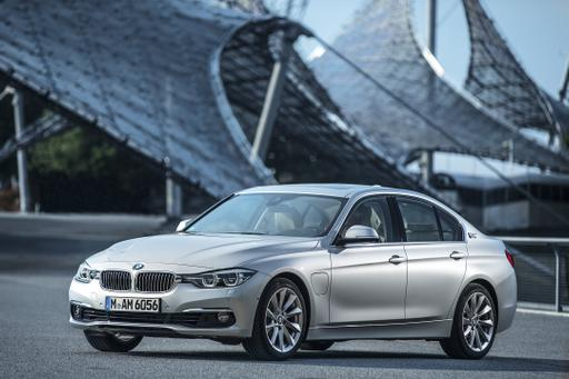 2016 BMW eDrive 330e: First Look