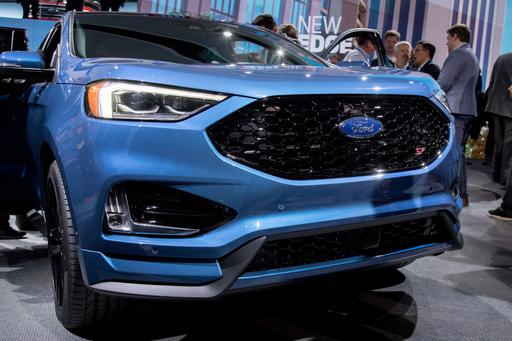 2019 Ford Edge: Old Look, New Spunk