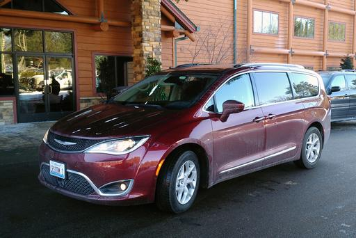 chrysler pacifica hybrid review  drive news carscom