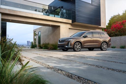 2020 Cadillac XT6: 3-Row Caddy Crossover De-Escalates From Escalade