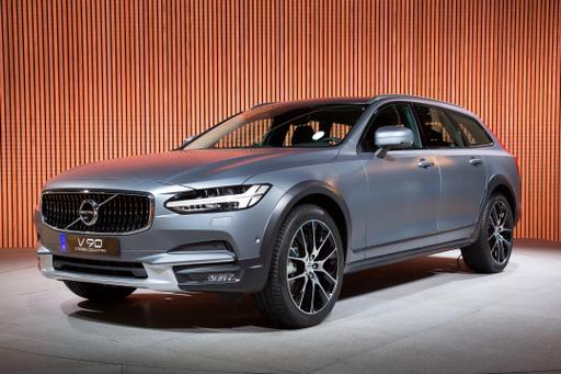 2017 Volvo V90 Cross Country Review: Photo Gallery