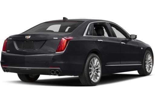 Recall Alert: 2016 Cadillac CT6