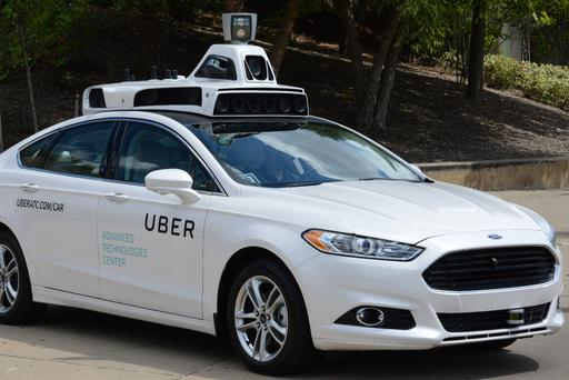 Tech Update: Self-Driving Cars Shift Into High Gear