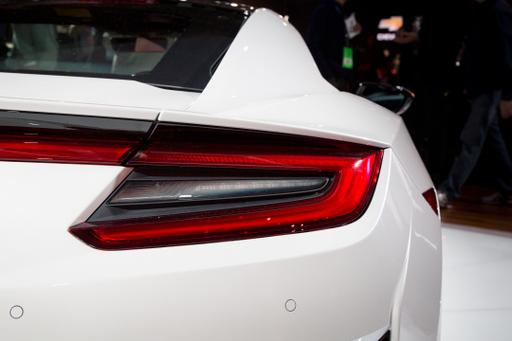 Due for Two: Acura Recalls NSX in Separate Recalls