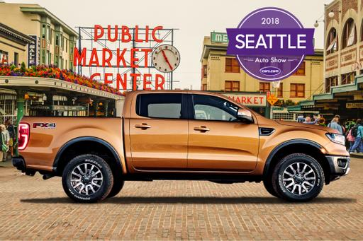 2018 Seattle Auto Show: New Ford Ranger Tops 5 Things You Can't Miss