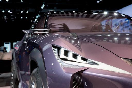 Lexus UX Concept Review: Photo Gallery
