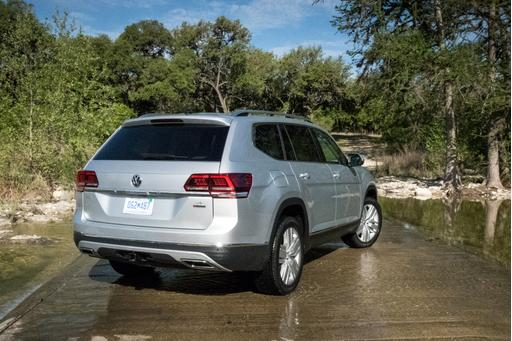 2018 Volkswagen Atlas Earns NHTSA 5-Star Safety Rating