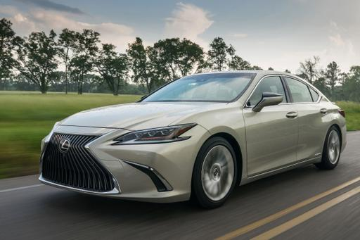 Pump Less, Pay Less: 2019 Lexus ES Hybrid Price Cut, Gas Model Goes Up