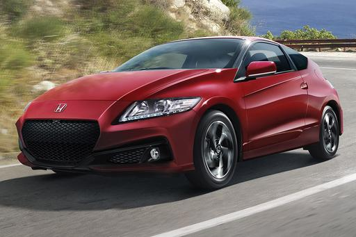 Honda Abandons Cr Z Sporty Hybrid For 2017