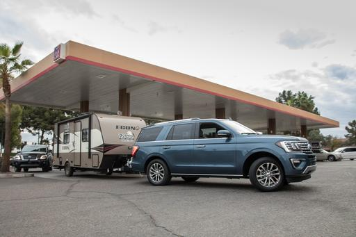 Which 2018 Full-Size SUV Is the Best Tow Rig?